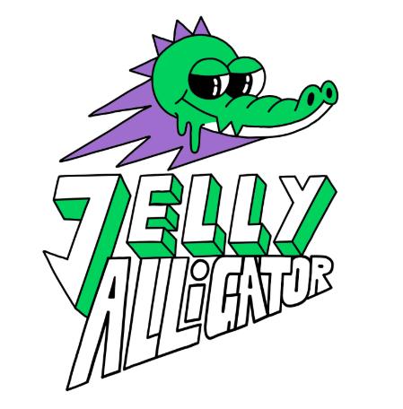 Jelly Alligator