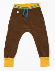 Alba Chocolate Mason Pants