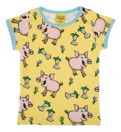 DUNS Pig Aspen Gold T-shirt