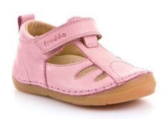 Froddo barefoot light pink sandals