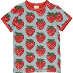 Maxomorra Strawberry T-shirt