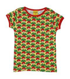 DUNS Radish Banana Cream T-shirt