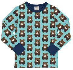 Maxomorra Bear LS Top