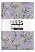 DUNS Dill Violet NZ/UK Single Bed Set