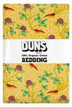 DUNS Red Clover NZ/UK Single Bed Set