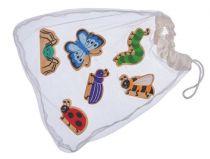 Lanka Kade Minibeasts - Bag of 6