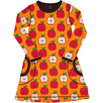 Maxomorra Classic Apple Dress