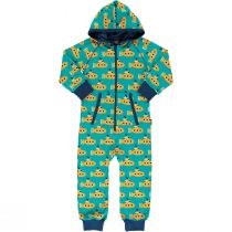 Maxomorra Classic Submarine Hooded Onesie