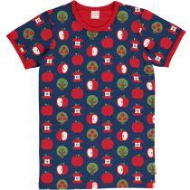 Maxomorra Apple T-shirt ADULT
