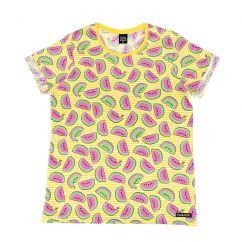 Villervalla Melon Sunflower T-shirt ADULT