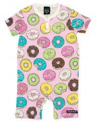 Villervalla Petunia Donut Summer Suit