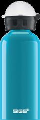 Sigg KBT waterfall blue water bottle
