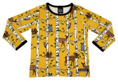 Villervalla Birch Animals Top
