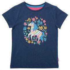 Kite Floral Zebra T-shirt