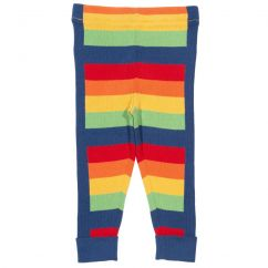 Kite Rainbow Knit Cosy Leggings
