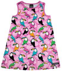 Villervalla Toucan Racerback Dress