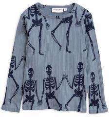 Mini Rodini skeleton top