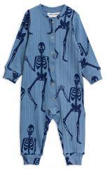 Mini Rodini skeleton jumpsuit