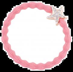 ByEloise Hairtie Starfish Coral