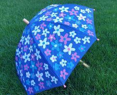 Hatley Flower Umbrella