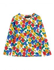 Mini Rodini Violas LS Top