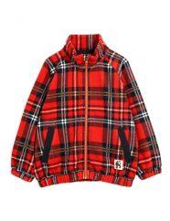Mini Rodini Fleece Check Jacket
