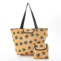 Eco Chic large cool bag bees