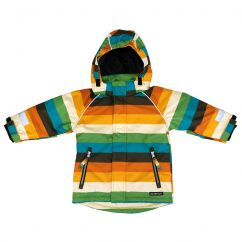 Villervalla Winter Jacket Multistripe Cairo