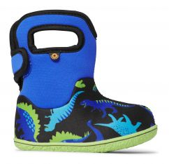 Bogs baby bogs dino electric blue