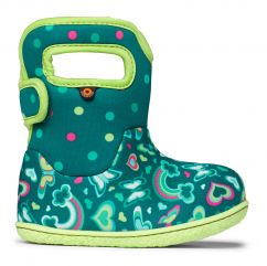 BOGS baby bogs rainbow multi turquoise