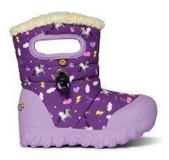 BOGS Kids B-Moc Pegasus Purple