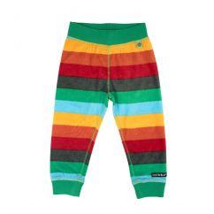 Villervalla Fleece Trousers Dublin Stripes