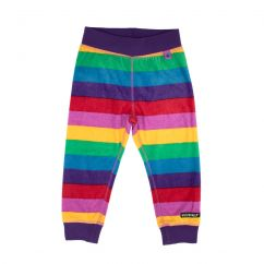 Villervalla Fleece Trousers Paris Stripes