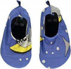 Smafolk UV50 swim shoes shark