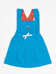 Alba Growing Garden Dress Brilliant Blue