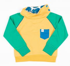 Alba Pepper Green Hollum Sweatshirt