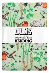 DUNS Robin Nile Green NZ/UK Single Bed Set