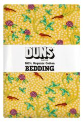 DUNS Red Clover NZ/UK Single Bed Set