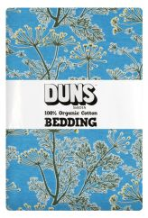 DUNS Dill Blue NZ/UK Single Bed Set