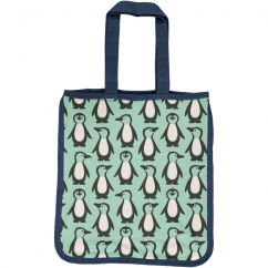 Maxomorra Penguin Family Bag