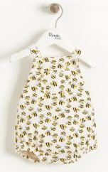 The Bonniemob Bee Bubble Romper
