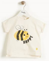 The Bonniemob Bee Happy T-shirt