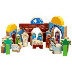 Lanka Kade Nativity Building Blocks (40 pieces)