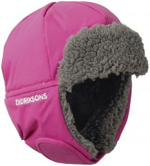 Didriksons cap plastic pink