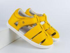 Bobux I-Walk / Kid+ Tidal Yellow Closed Toe Sandal