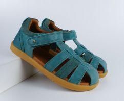 Bobux I-Walk / Kid+ Roam Slate Closed Toe Sandal