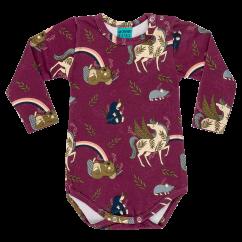 Raspberry Republic Unicorn Crew Long Sleeve Body