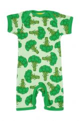 DUNS Broccoli Summer Suit