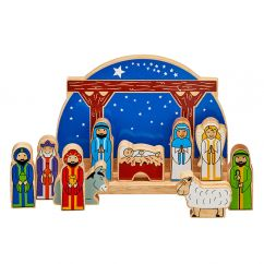 Lanka Kade Junior Starry Night Nativity & 10 Characters