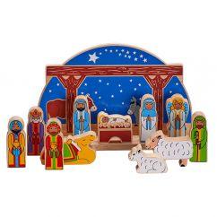 Lanka Kade Deluxe Starry Night Nativity & 11 Characters